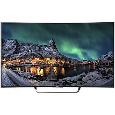 Sony KD55S8005C 55 inch 4K Ultra HD 3D FHD Smart Curved TV at Argos.co.uk