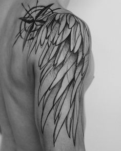 even hell can get comfy once you've settled in Wing Tattoo – Fashion Tattoos Eagle Wing Tattoos, Wing Tattoo Men, Feather Tattoos, Forearm Tattoos, Body Art Tattoos, Small Tattoos, Sleeve Tattoos, Cool Tattoos, Alas Tattoo