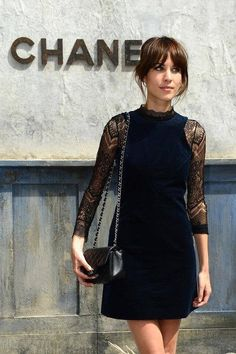 b0e3317861d (알렉사 청) Alexa Chung @ Chanel show during Paris Haute Couture Fashion Week  (July