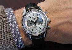TAG Heuer Carrera Calibre 18 Chronograph Watch Hands-On Hands-On
