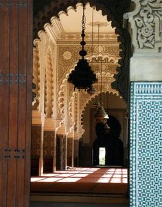Got a soft spot for Islamic architecture and decorative arts