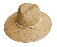 35260a2a200f3 Items similar to Straw Panama Hat For Men