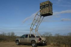 Cool/Different Deer stands | TigerDroppings.