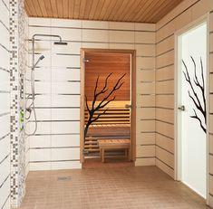 Door - Large Sauna