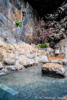 Taiwanese Hot Springs: The Ultimate Guide To Taiwan& Hottest Attraction - A Cruising Couple Hot Springs Arkansas, Taiwan Travel, Asia Travel, Taiwan Hot Springs, Decks, Places To Travel, Places To See, Road Trip, Adventure Is Out There