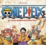 Manga Books: One Piece, la gran Aventura de Eiichiro Oda    One Piece es algo más que un clásico reciente del shōnen manga y una gran saga de aventuras marítimas: es, ante todo, un fenómeno sociológico que ha vendido cerca de 250 millones de ejemplares hasta la fecha. Manga Books, Saga, One Piece, Comic Books, Baseball Cards, Comics, Tv Series, Adventure, Movies