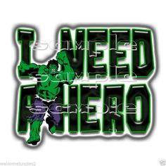Disney  I Need A Hero    ~ Scrapbook, single paper piece  A0000015 #SINGLE