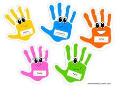 Accoglienza scuola primaria e dell'infanzia – Mani