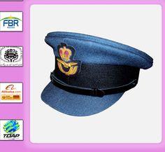 1d4c71e715b MILITARY PEAK CAP RAF OFFICER PEAKED CAP - BRITISH ARMY