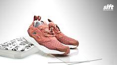 """Der Furylite New Woven """"Clay"""" von Reebok für die Damen ab sofort inStore und onLine auf www.soulfoot.de erhältlich!  Sizerun: EU 36 - 41  €89,95  #reebok #furylite #woven #sneaker #soulfoot #slft"""