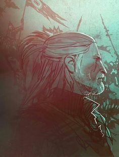 Beautiful artwork-The Witcher 3: Wild Hunt