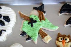Halloween Cookies |