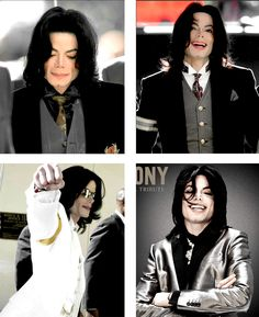 The King of Style, Pop, Rock and Soul!   Michael Jackson Photo Collage & Montages that I love! - by ⊰@carlamartinsmj⊱