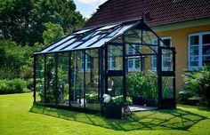 Juliana Premium 10,9 m² turvalasilla, harmaa runko - Kivikangas