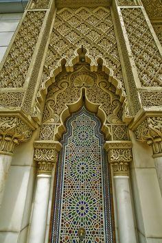 Moroccan Pavillion