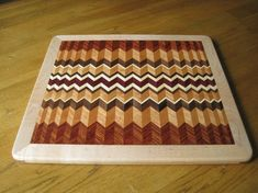 Decorative Cutting Board or Art you decide by NONICKSWOOD
