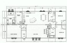 32×70 3+2 Home With Open Floor Plan This home has 8′ flat ceilings with up-flow vents, 2×6 ext. walls with upgraded insulation, 2×4 interior walls throughout, Modular cabinets, and many other options to list. Stop by and see this home.