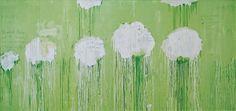 'Untitled' (Peony blossom paintings) 2007