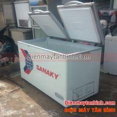 Bán thanh lý Tủ đông Sanaky 1 ngăn 400 lít http://dienmaytanbinh.com/san-pham/detail/tu-dong-sanaky-1-ngan-400-lit-1652.html