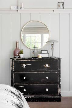 Rustic Scandi Bedroom Ideas
