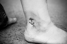 anchor ankle