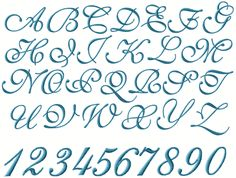 Pin Abc Embroidery Fonts Alphabets Wildwood Ivy Font On Pinterest