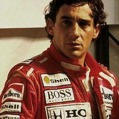 Ayrton Senna - Um grande ser Humano
