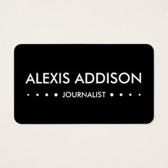 Some of my best friends are journalists business card template some of my best friends are journalists business card template journalistreporter business cards pinterest business cards card templates and reheart Choice Image