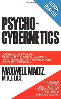 Psycho-Cybernetics. The classics with the coolest title ever. Changing your self-image changes your personality and your actions.