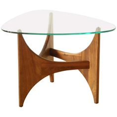 Adrian Pearsall Occasional Table | From a unique collection of antique and modern side tables at http://www.1stdibs.com/furniture/tables/side-tables/