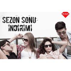 """Tarzına göre gözlük arıyorsan hiç durma. Dünyaca ünlü markalarda Büyük Sezon Sonu İndirimi  Elit Optik Mağazalarında ❗️ Haydi sen de """" Gözlüğünü Seç, Tarzını Göster """" #elitoptik #istanbul #sunglasses #likes #nice #eyewear #girl #man #follow #fashion #moda #style #love #followme #fotograf #photo #happy #turkiye #smile #izmir #summer #cool #smile #beautiful #elitoptiktebüyüksezonsonuindirimibaşladı #sale"""
