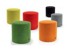 Download the catalogue and request prices of Buzzispot 3d By buzzispace, upholstered felt pouf