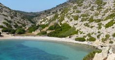 Beach Gaidouravlakos Agathonissi Dodecanese