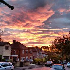 Sunrise 20th October 2014