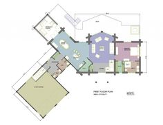 2491 sq ft - Sparta RCM CAD DESIGN DRAFTING LTD is an architectural design firm primarily specializing in log and timber construction projects.