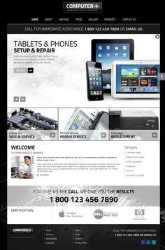 pc repair website