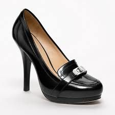f20fd624eb8c Coach Luisa Heel - this would be a cute office shoe