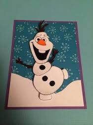 frozen pop up box cards - Google Search