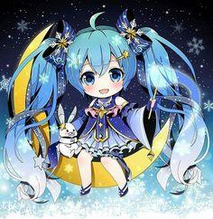 Publish your kawaii Vocaloid pics, and invite your friends! Cute Anime Chibi, Kawaii Chibi, Kawaii Cute, Kawaii Anime, Vocaloid Characters, Chibi Characters, Len Y Rin, Manga Anime, Anime Art