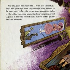 Walt Disney Presents The Haunted Mansion ©1970 - pg 6