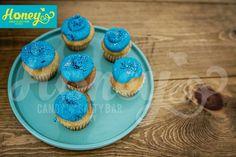 BIRTHDAY CAKE #starwars #delicious @blue @cake  @candybar @partyideas