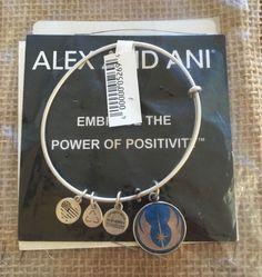 Alex and Ani Star Wars Bracelet Silver - Jedi Symbol - NWT - Disney Parks  | eBay