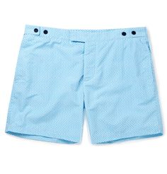 Frescobol Carioca - Ipanema Slim-Fit Printed Swim Shorts  MR PORTER
