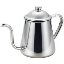 Takahiro Drip Coffee Pot Kettle cup Stainless Steel With Tracking Japan Pour Over Coffee, Drip Coffee, Real Coffee, Coffee Mugs, Stainless Steel Kettle, Discount Coffee, Cast Iron Cookware, Fun Cooking, Cooking Utensils