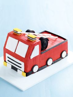 Fire Engine Cake | Donna Hay
