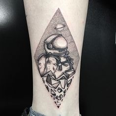 Fresh WTFDotworkTattoo Find Fresh from the Web Astronaut for Jenni - based off…