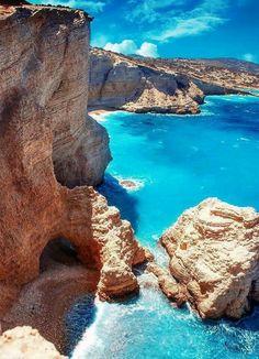 Koufonisi island, Greece