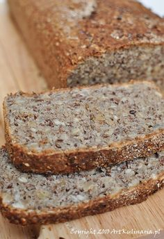 Chleb pszenno-gryczany z orzechami i nasionami | ArtKulinaria