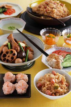 日本の夕食 Japanese dinner