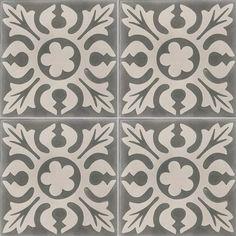 Carreaux de ciment - Les motifs - Carreau COF 12 - Couleurs & Matières